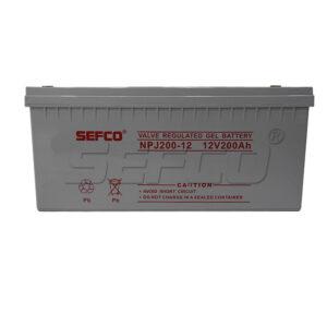 Gel Battery 200AH/12V  -01