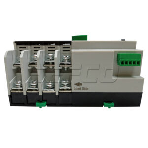 Automatic Transfer Switch  ATS For solar cell /Utility supply 4Pole 125A   2