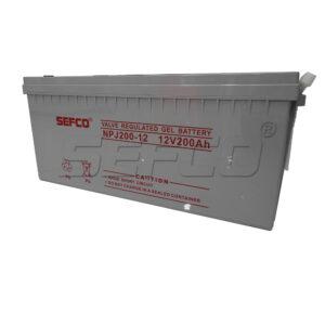 Gel Battery 200AH/12V  -04