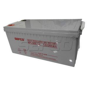 Gel Battery 200AH/12V  -05